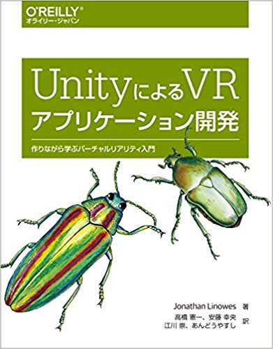 VR application development using Unity